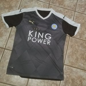 Authentic PUMA Soccer Jersey